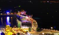 베트남 관광 : 관광 축제일 – 2차  껀터 (Cần Thơ), Ninh Kieu 화등의 밤