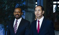 Tran Dai Quang국가주석, 에티오피아 총리와 회견