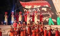 2018년 3차 중부 민족 문화축제의 날 개막
