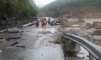 북부와 중부성들, 주동적으로 자연재난 대응