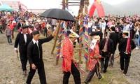 Dao Dau Bang 사람들의 Tu Cai 의식