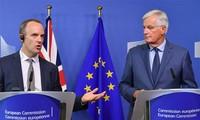 Brexit 문제:  EU대표단장, 영국과 빠른 협상 달성 희망
