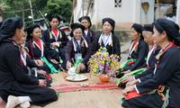 썽꼬(Soong Co) 민요: San Diu소수민족의 특색