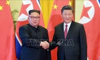 조선인민민주공화국, 중국과 가까운 관계 유지