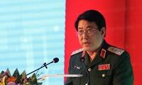 베트남 군대 대표단,  라오스 및 캄보디아  공식 방문