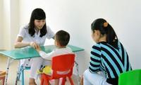 베트남 자폐아동을 위한 기능회복 지원자료 개선회의