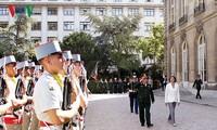 베트남 – 프랑스,  2018 - 2028단계 국방협력 공동비전 선언에 서명