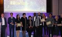 베트남 AIC그룹, 스마트 도시 세계 대회에서 우수상 수상