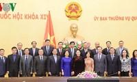 국회의장 : 해외 주재 베트남 기관장들, 베트남과 해외 우방 간의 가교 역할 발휘