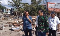 베트남, 인도네시아 지진 및 쓰나미 피해 극복을 긴급 지원하기로