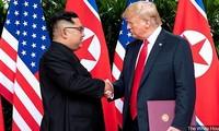 미국과 조선 2차 정상 회담 진행 예정
