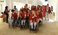 2018년 Asian Para Games : 베트남 의 메달 행진 계속