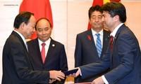 베트남과 일본, 계속 심층적으로 전략 파트너관계 촉진