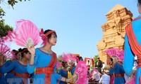 2018년 Cham동포들,  Kate축제를 성대히 개최
