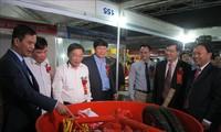 2018년 Tay Bac – Yen Bai 산업 및 수공예품 전시회 개막식