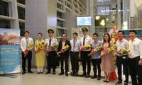 베트남 항공사 (Vietnam Airlines), 다낭 – Osaka  신규 노선 취항