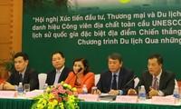 11월 24일 non nước Cao Bằng  세계지질 공원 칭호 수여