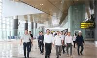 Quang Ninh, 3개의 국제 기준의 중점 교통 사업 운영 시작