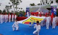 """교육기관 FPT,  """"베트남 최대 규모 무술 공연"""" 기록 달성"""