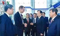 빈즈엉 성, 2018년 아시아 – 호라시스 경제 협력 포럼