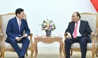 롯데그룹, 베트남 청년 창업기금 설립