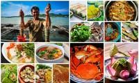 남아프리카 친구들에 대한 베트남 문화 및 특색 음식 홍보
