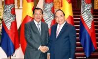 캄보디아 왕국 국무총리, 베트남 공식 방문
