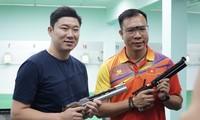 한국 사격의 신화 진종오 선수, 베트남에서 교류