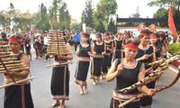 Kon Tum 문화 관광 주간에 많은 특색 활동