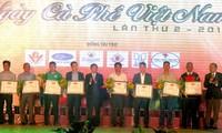 제2차 '2018년 베트남 커피의 날' 행사 개막식