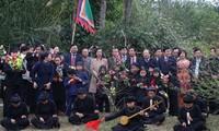 Tày (따이) 소수민족의 햅쌀 축제