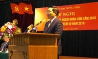 베트남 국가대외 업무 이점 개발, 다른 국가와 연계 조성