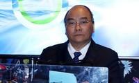 총리, 2019년 WEF Davos에 해양 환경 보호 해법 제안