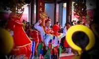 하노이 문화 유산 Trieu Khuc마을 축제 및 Me Tri 꼼 공예마을이 국가무형문화유산 목록에 올랐다.