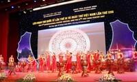 4차 베트남 문학 홍보 국제 회의 및 3차 국제 시 축제 폐막
