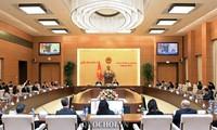 풍 꾸옥 히엔 (Phùng Quốc Hiển) 국회부의장, 미국-아세안 경영위원회 대표단 접견
