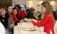 모스크바 26차 국제관광전시회 (MITT)에서 베트남 음식 소개