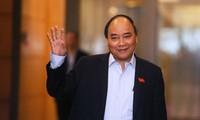 """응우옌 쑤언 푹 (Nguyễn Xuân Phúc) 총리, """"일대일로"""" 협력 고위급 포럼 참여"""