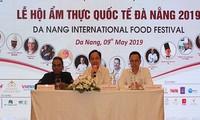 다낭시, 처음으로 국제음식 축제 개최