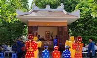 껀터 (Cần Thơ)의 가장 오래된 정자에서 평안풍작 기원 축제