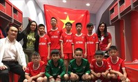 러시아 청소년 우호 축구상 – 국가간 우정 가교