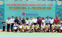 2019년 베트남 – Vietravel Cup프로 테니스 토너먼트 폐막