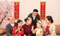 아름다운 가정 행동 문화 전통 유지, 발휘