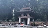 문묘 – 국자감 (Văn Miếu-Quốc Tử Giám) 특별 국가예술 역사-건축 유적지 유지-보수-복구 계획 승인