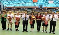 당 티 응옥 틴 (Đặng Thị Ngọc Thịnh) 국가부주석, 2019년 전국 여성 체육 축제 참여