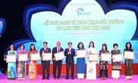 부 득 담 (Vũ Đức Đam) 부총리, 2019년 베트남 관광상을 수여