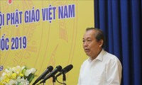 쯔엉 화 빈 (Trương Hòa Bình) 정부 상무 부총리 : 베트남, 종교 신앙 자유 존중, 보장