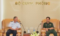실질적 효과적 베트남 – 미국 국방 관계 유지