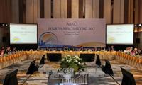 APEC 2017: séance plénière de l'ABAC