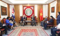 Vietnam et Cuba renforcent leur coopération sportive